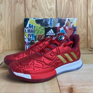 Adidas marvel Harden Vol.3 J Iron Man